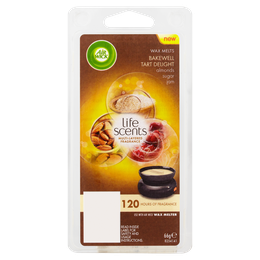 Air Wick Wax Melts Refill Life Scents™ Bakewell Tart Delight