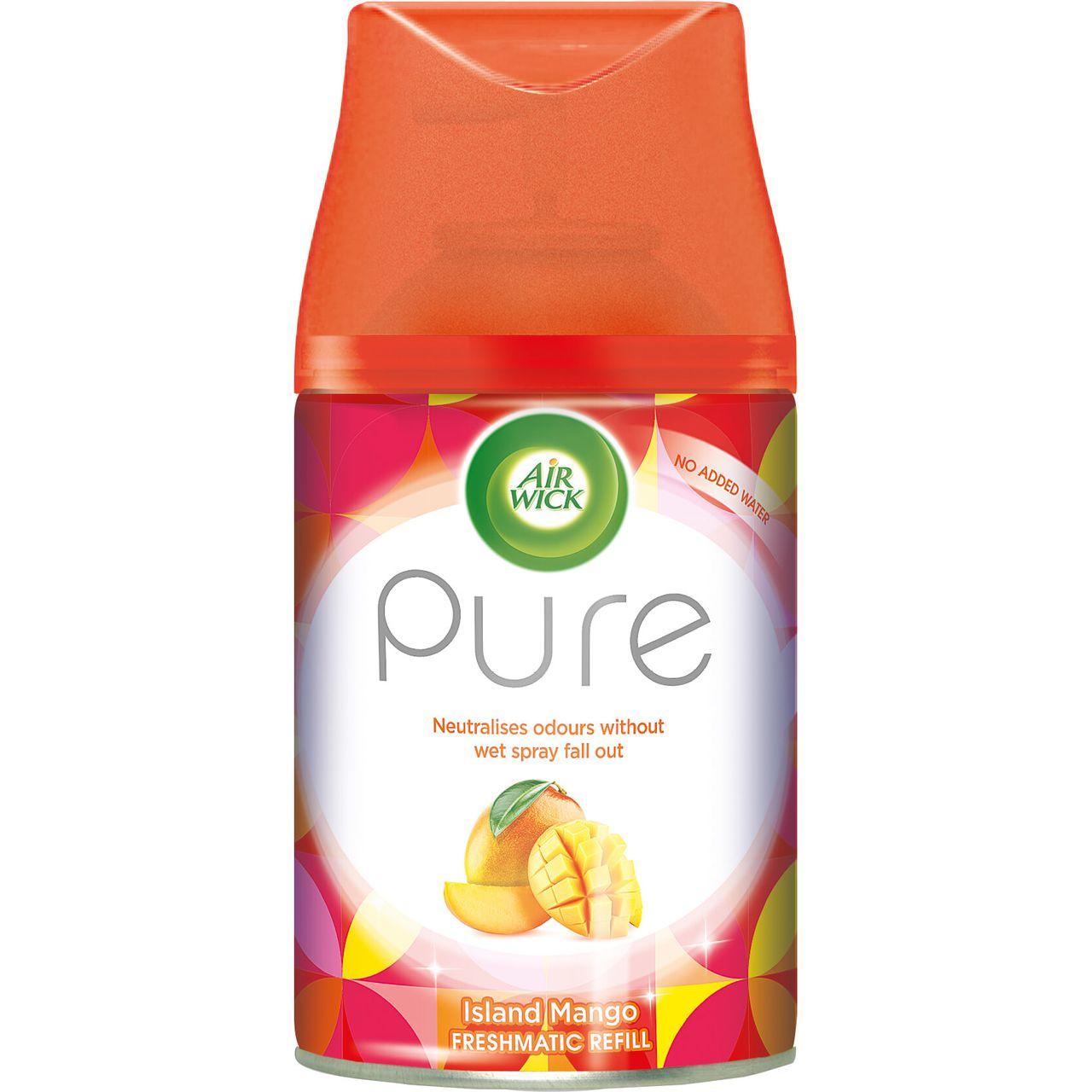 Air Wick® Air Freshener Pure Freshmatic Refill Island Mango