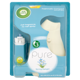 Air Wick Freshmatic Compact Complete Pure Spring Delight