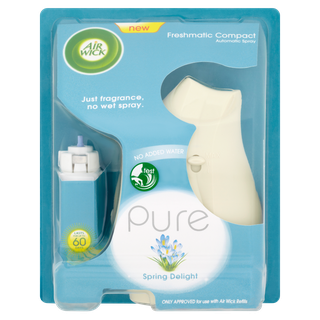 Air Wick Freshmatic Compact Kit - Pure Spring Delight