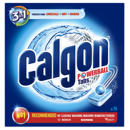 Calgon 3in1 Tablets 75 Tabs