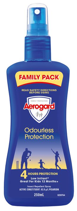 Aerogard Odourless Pump 250ml