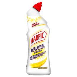 Harpic Gel Javel éclat et blancheur citron et pamplemousse ⁽¹⁾⁽²⁾