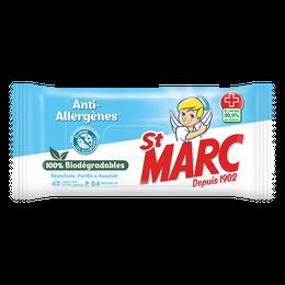 Lingettes Biodégradables Anti-Allergènes ¹ ²
