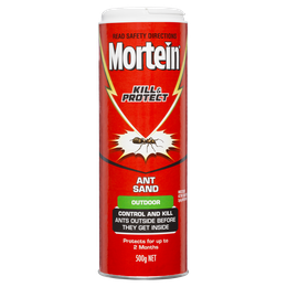 MORTEIN  KILL & PROTECT OUTDOOR ANT SAND