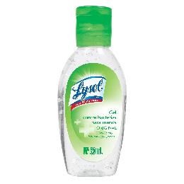 Lysol® Gel contra bacterias