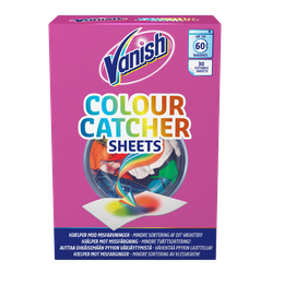 Vanish Colour Catcher 30 sheets