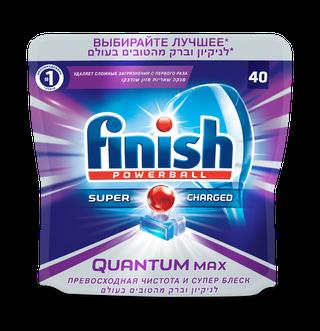 Finish Quantum Max таблетки 40 шт