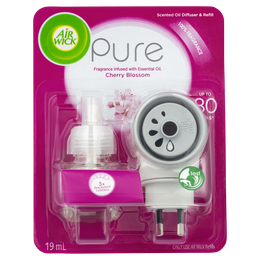 Air Wick Pure Plug In Cherry Blossom Prime