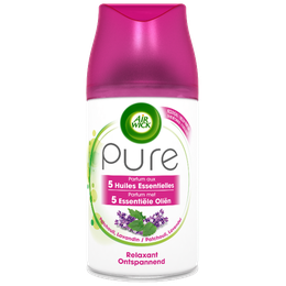 Recharge Freshmatic Max Pure Huiles Essentielles Relaxant