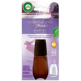 Aroma Unwind Scented Essential Mist Fragrance Refill