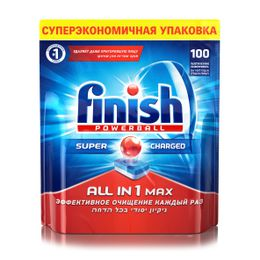 Finish All in One таблетки 100 шт