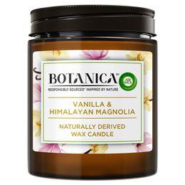 Botanica by Air Wick svíčka - Vanilka a himálajská magnolie
