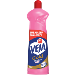 VEJA GOLD MULTIUSO FLORAL SQUEEZE 750ML
