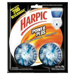 Harpic Bloque para Mochila Power Plus x2