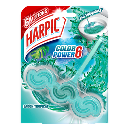 Harpic Color Power Eau Turquoise ⁽¹⁾