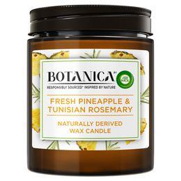 Botanica by Air Wick svíčka - Svěží ananas a tuniský rozmarýn