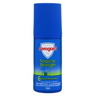 Aerogard Tropical Strength Roll-On 50ml