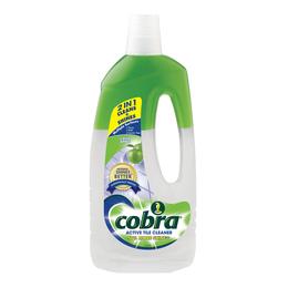 COBRA ACTIVE TILE CLEANER CRISP APPLE 1.5L