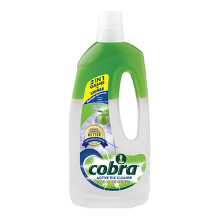 COBRA ACTIVE TILE CLEANER CRISP APPLE 1.5L