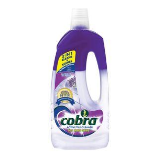 COBRA ACTIVE TILE CLEANER GARDENS OF LAVENDER 1.5L