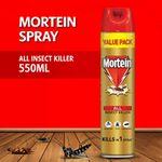 Mortein All Insect Killer 550ML Aerosol