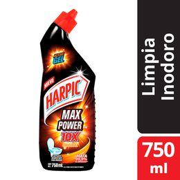 Harpic Max Power 10X Original 750ml.