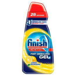 FINISH All In 1  Max Lemon Degreaser Gel