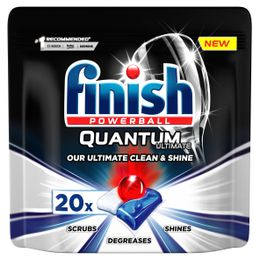 FINISH Quantum Ultimate Dishwasher Tabs Regular