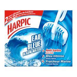 Harpic Bloc Cuvette Eau Bleue ⁽¹⁾