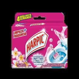 Harpic® CANASTILLA FRESCURA ACTIVA FLORAL, 35gr