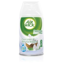 Air Wick Freshmatic Max Refill Cool Linen & Almond Blossom 250 ml
