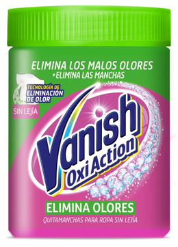 Vanish Oxi Action Elimina Olores