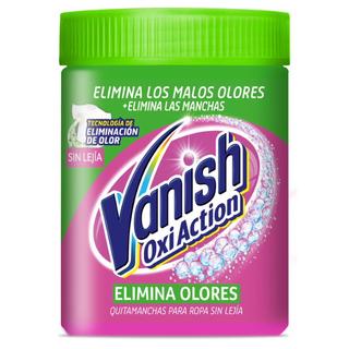 Vanish quitamanchas elimina olores