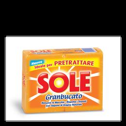 SOLE SAPONE GRANBUCATO 250g x 2