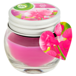 Airwick Small Jar Candle Pink Sweet Pea