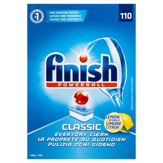 Finish Classic tablets Lemon