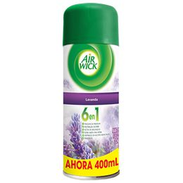 AIR WICK® LAVANDA  AEROSOL DE 400 mL