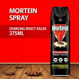 Mortein Crawling Insect Killer 375 ML Aerosol