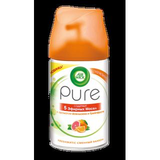 air wick refill апельсин и бергамот