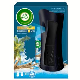 AIR WICK FRESHMATIC ESSENTIAL OILS OASIS TURQUESA