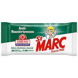 St Marc Lingettes Anti-Bactériennes*