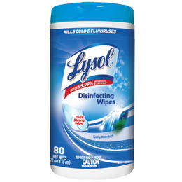 Lysol® Toallitas Desinfectantes para Superficies - Surface Cleanser