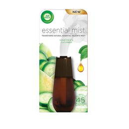 Air Wick Air Freshener Essential Mist Refill Honeydew & Cucumber Blossoms 20ml