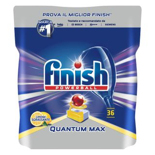 Finish Quantum MAX Limone-Sgrassante