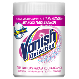 Vanish Oxi Action Pó Brancos