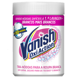 Vanish Oxi Action White Pó​