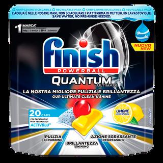Finish Quantum Ultimate Limone 20