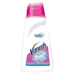 VANISH Oxi Action Кристальная белизна Пятновыводитель + Отбеливатель для тканей (жидкий) 1 л