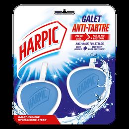 Harpic Bloc Cuvette Galet Hygiene Anti-tartre ⁽¹⁾